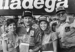Bud Moore helped make Dale Earnhardt Sr. a winner and the world safe from Hitler.