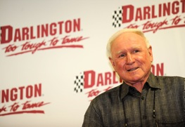 Cale Yarborough to set pace at Darlington.