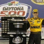 Daytona Interntional Speedway-owner International Speedway Corp. will soon have a new boss.  (Photo by Geoff Burke/Getty Images for NASCAR)