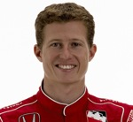 Ryan Briscoe wins battle in Texas. (Photo courtesy of the IZOD IndyCar Series)