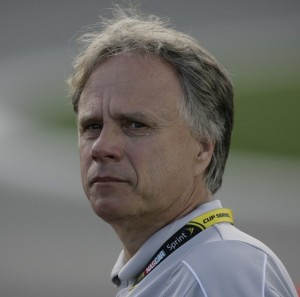 Gene Haas (Photo Courtesy CIA Stock Photo)