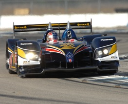 The de Ferran Acura.