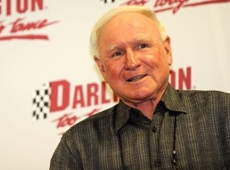 Cale Yarborough makes it into the Hall. (Photo by Rusty Jarrett/Getty Images for Darlington Raceway)