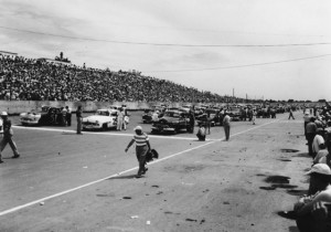 There are special places in the history of NASCAR and then there is Darlington. (Photo courtesy of Darlington Raceway)