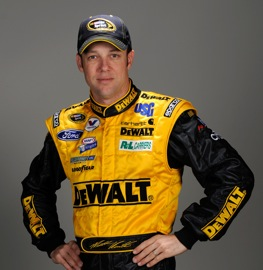 Matt Kenseth wins Cup pole at Darlington.