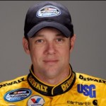 Matt Kenseth on Nationwide pole at Richmond.