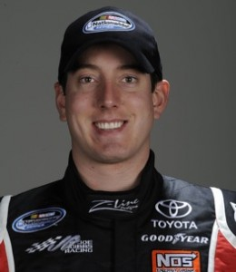 Kyle Busch wins Nationwide race at Richmond.