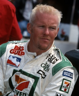 Paul Tracy heads back to Indy this week. Did he or didn't he win there before? (Photo by Ron McQueeney)