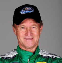 Morgan Shepherd has a new deal. (Photo by Sam Greenwood/Getty Images)