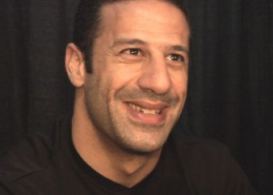 Tony Kanaan has signed with a new team. (RacinToday photo by Mark Henderson of Really, Really Big Productions)