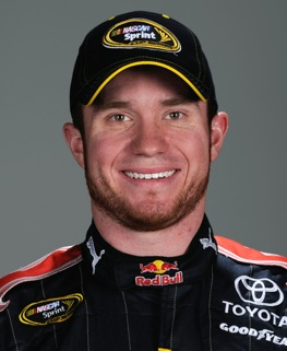 Brian Vickers on Cup pole at Richmond.
