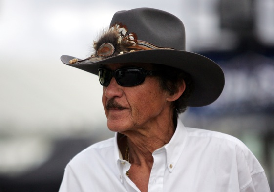 Richard Petty's teams are switching to Fords. (Photo by Marc Serota/Getty Images for NASCAR)