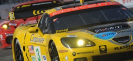 Corvette notched a sixth victory at Le Mans on Sunday.