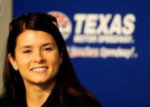 Danica Patrick will race in Saturday's Nationwide Series. (Photo by Darrell Ingham/Getty Images)