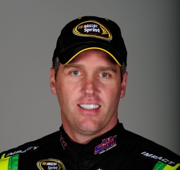Jeremy Mayfield, did he or did he not?  (Photo by Sam Greenwood/Getty Images)