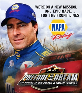 Ron Capps will spend Wednesday night dreaming.