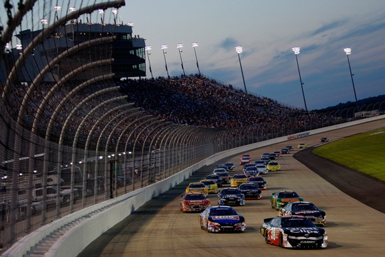 Has another dark cloud began to grow over NASCAR's diversity efforts? (Photo by Chris Graythen/Getty Images for NASCAR)