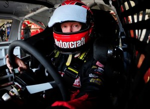 The Wood Brothers plan to trim back its schedule is working well, driver Bill Elliott said. (Photo by Rusty Jarrett/Getty Images for NASCAR)