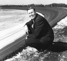 Bill France Sr. heads the list of 25 nominees for the first class of the NASCAR Hall of Fame.