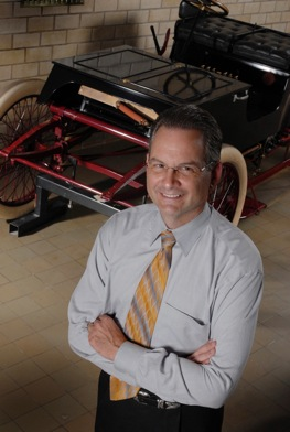 Brian Wolfe, the Director of Ford Racing Technology.