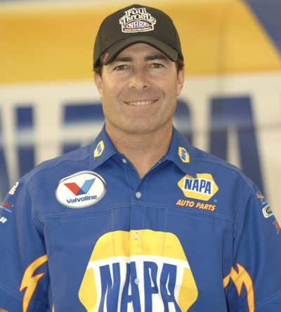 Ron Capps (NHRA Photo)