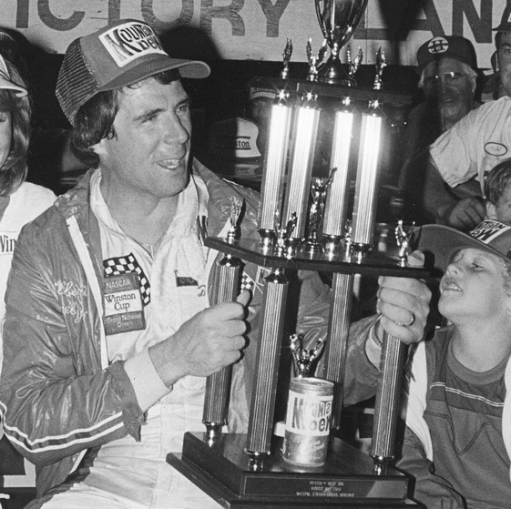 Darrell Waltrip probably will not get in Hall of Fame on the first ballot, but perhaps he should. (Photo by RacingOne/Getty Images)