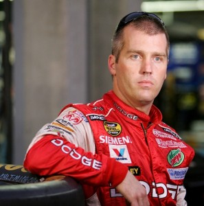 Jeremy Mayfield's suit against NASCAR has been dismissed. (Photo by Streeter Lecka/Getty Images)