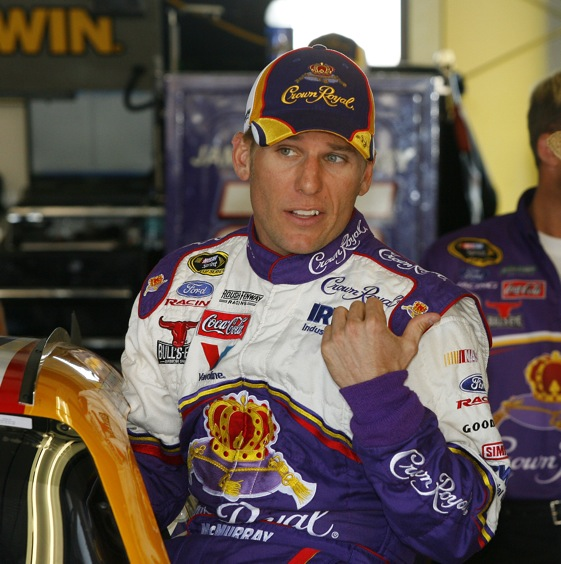 Jamie McMurray will not be back with Roush Racing next season. (Photo by Geoff Burke/Getty Images for NASCAR)