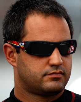 Noted traffic offender Juan Pablo Montoya.  (Photo by Chris Graythen/Getty Images)
