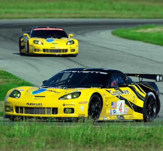 The future for Corvettes in road racing begins this weekend.
