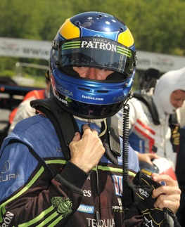 David Brabham was top qualifier at Mosport.