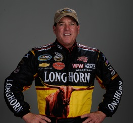Ron Hornaday Jr. wins again.