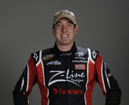 Kyle Busch wins truck race at Chicagoland.