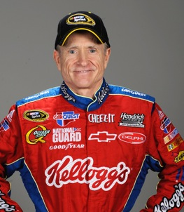 Mark Martin won his fifth pole of the season Friday at Bristol.