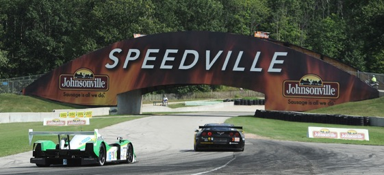 It was a David Brabham kind of day at Road America on Sunday.