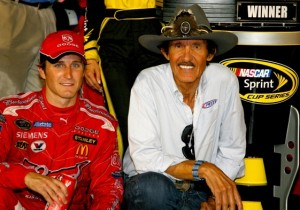 Kasey Kahne and The King will be parting company after the current season. (Photo by Jason Smith/Getty Images for NASCAR)