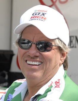 NHRA fines John Force.