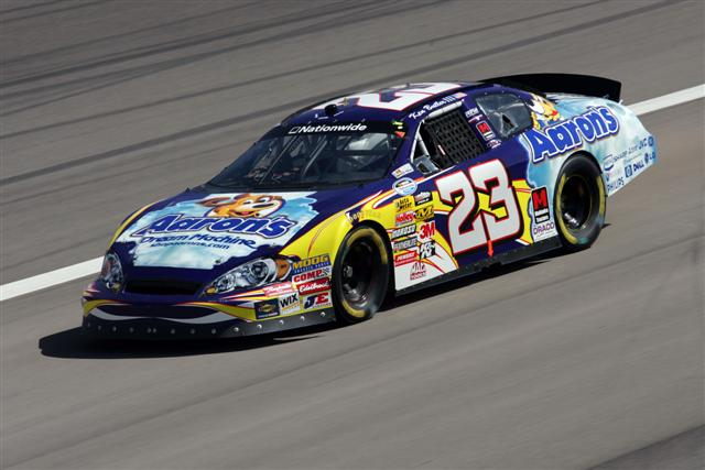 Ken Butler said that in many ways his son's path to NASCAR is no different than any other driver.  (NASCAR file photo)