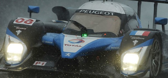 The Petit was cut short but the points were not. (Photo courtesy of the American Le Mans Series)