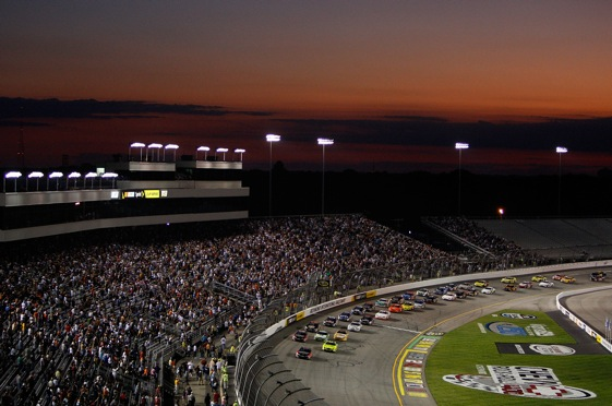 The race for the Chase comes to a conclusion tonight at Richmond Interntional Raceway.  (Photo by Streeter Lecka/Getty Images)