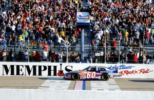 The music has come to a stop in Memphis. (NASCAR file photo)