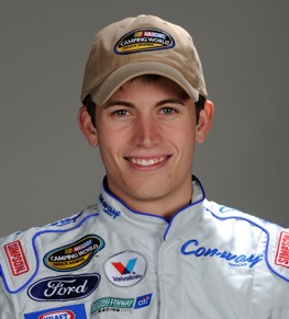 Colin Braun on pole at Talladega.