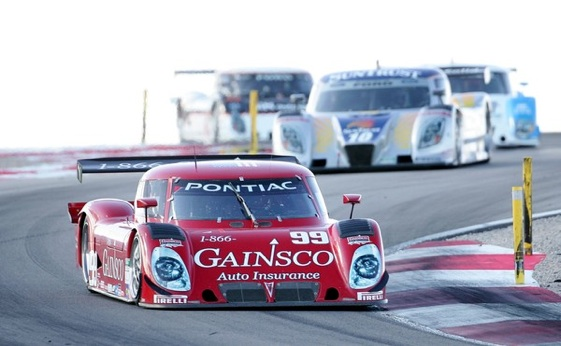 Gainsco gained the Grand-Am championship on Saturday.