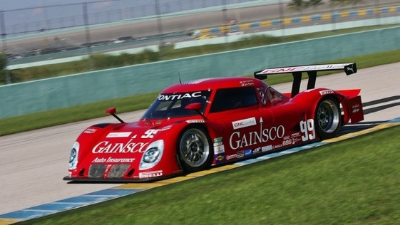 The Gainsco Bob Stallings team is chasing the Grand-Am championship this weekend at Homestead-Miami Spedway. (Photo courtesy of the Grand-Am Series)