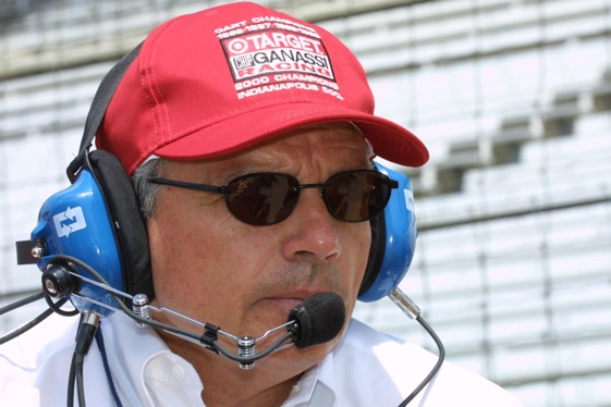 Mike Hull is the guy who runs the show on a day-to-day basis for Target Chip Ganassi Racing. (Photo courtesy of the IndyCar Series)