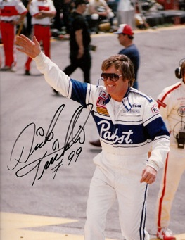 Dick Trickle was one of those who have won at Gresham in the past. (Photo courtesy of Gresham Speedway)