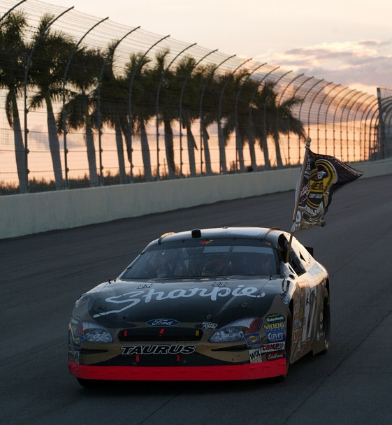 It all began in South Florida five years ago. (File photo courtesy of NASCAR)