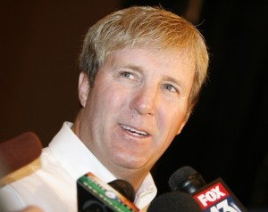 Sterling Marlin turned down in Nashville. (RacinToday/HHP file photo by Harold Hinson)