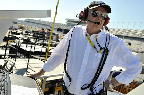 European import Steve Hallam has found his way to NASCAR. (File photo courtesy of Michael Waltrip Racing)