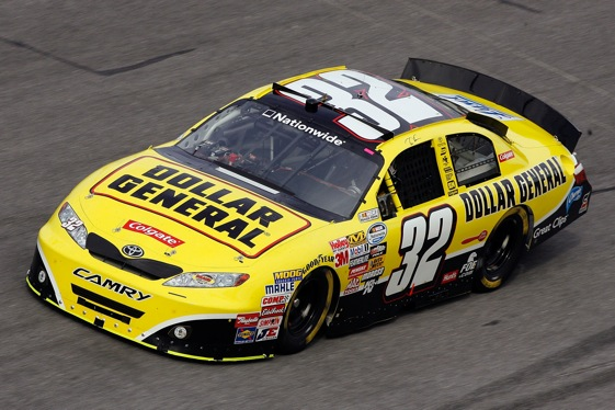 The Braun Racing Nationwide Series entry will have two top drivers this year. (Photo by Chris Graythen/Getty Images)